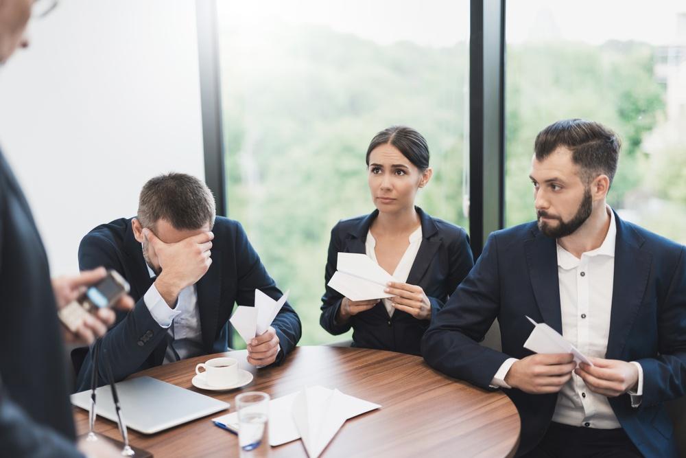 5 errori che potresti commettere in una riunione in inglese - Wall Steet English
