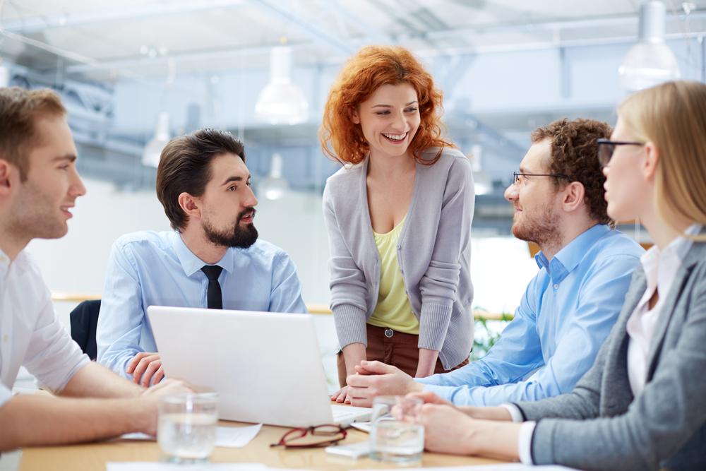 Come stimolare i dipendenti - Wall Street English
