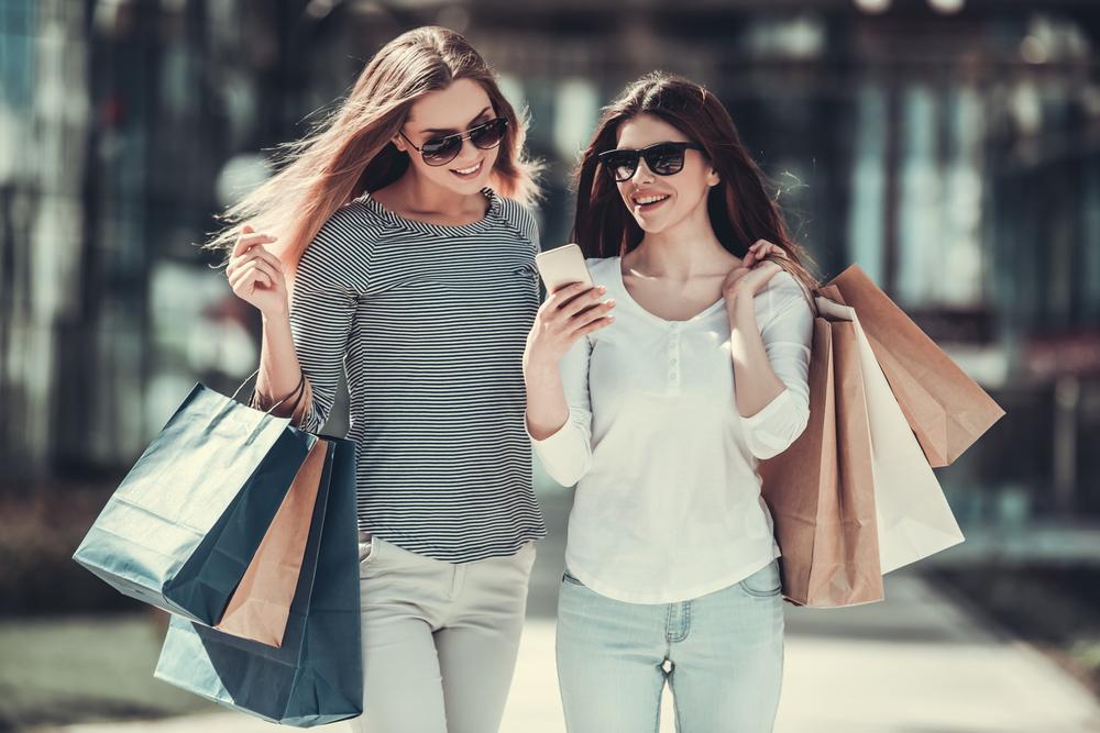 Frasi in inglese per fare shopping allestero