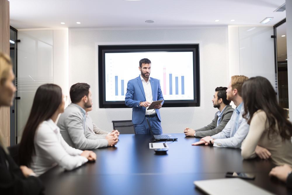 I 5 elementi fondamentali di una presentazione in inglese - Wall Street English