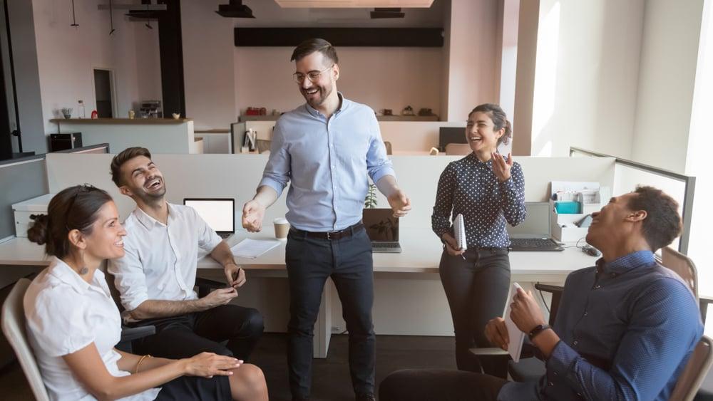 Le battute in inglese da fare ai tuoi colleghi in ufficio - Wall Street English
