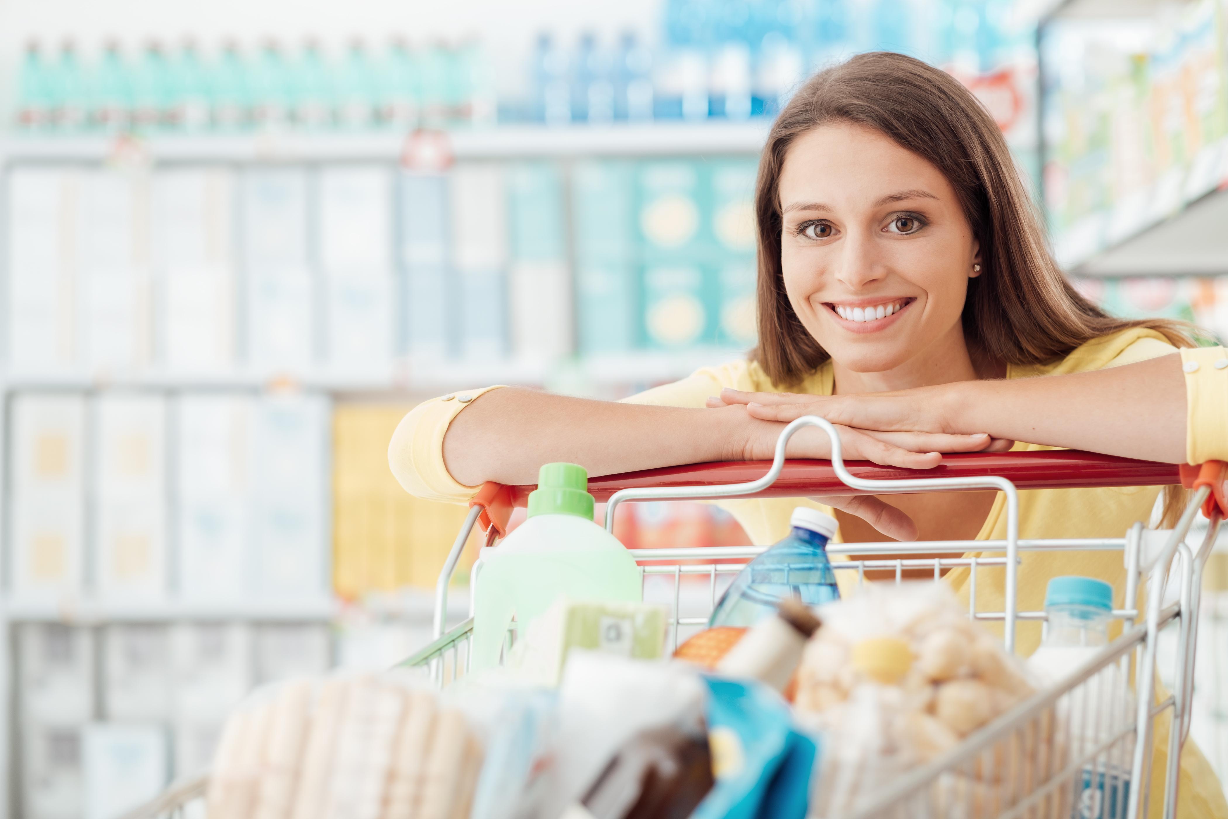 Le frasi in inglese fondamentali da utilizzare al supermercato