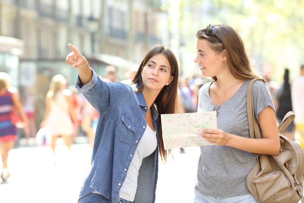 Le frasi in inglese utili per chiedere informazioni stradali - Wall Street English
