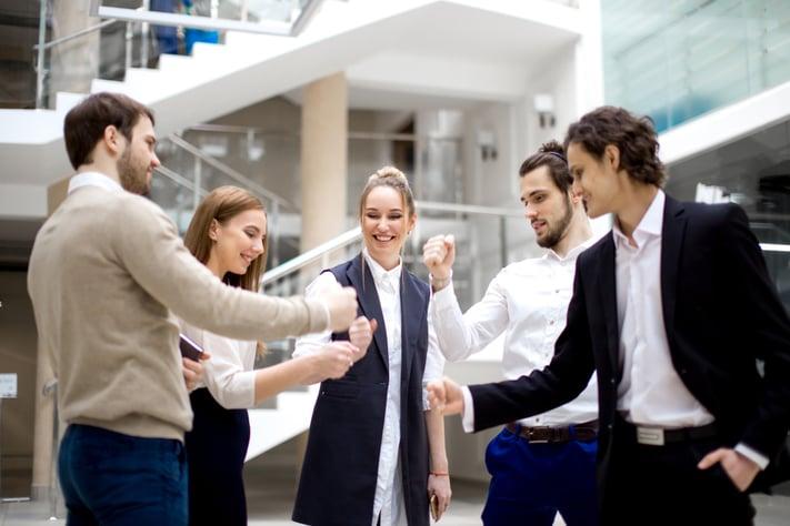 Team building_frasi motivazionali in inglese per i tuoi dipendenti - Wall Street English
