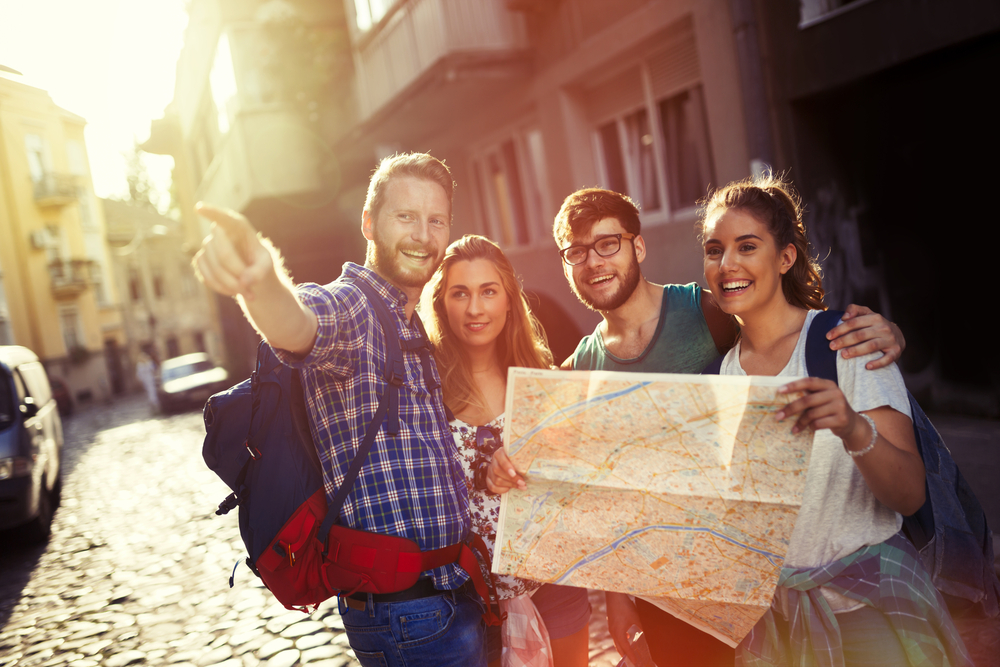 Frasi utili per fare la guida turistica all'estero - Wall Street English