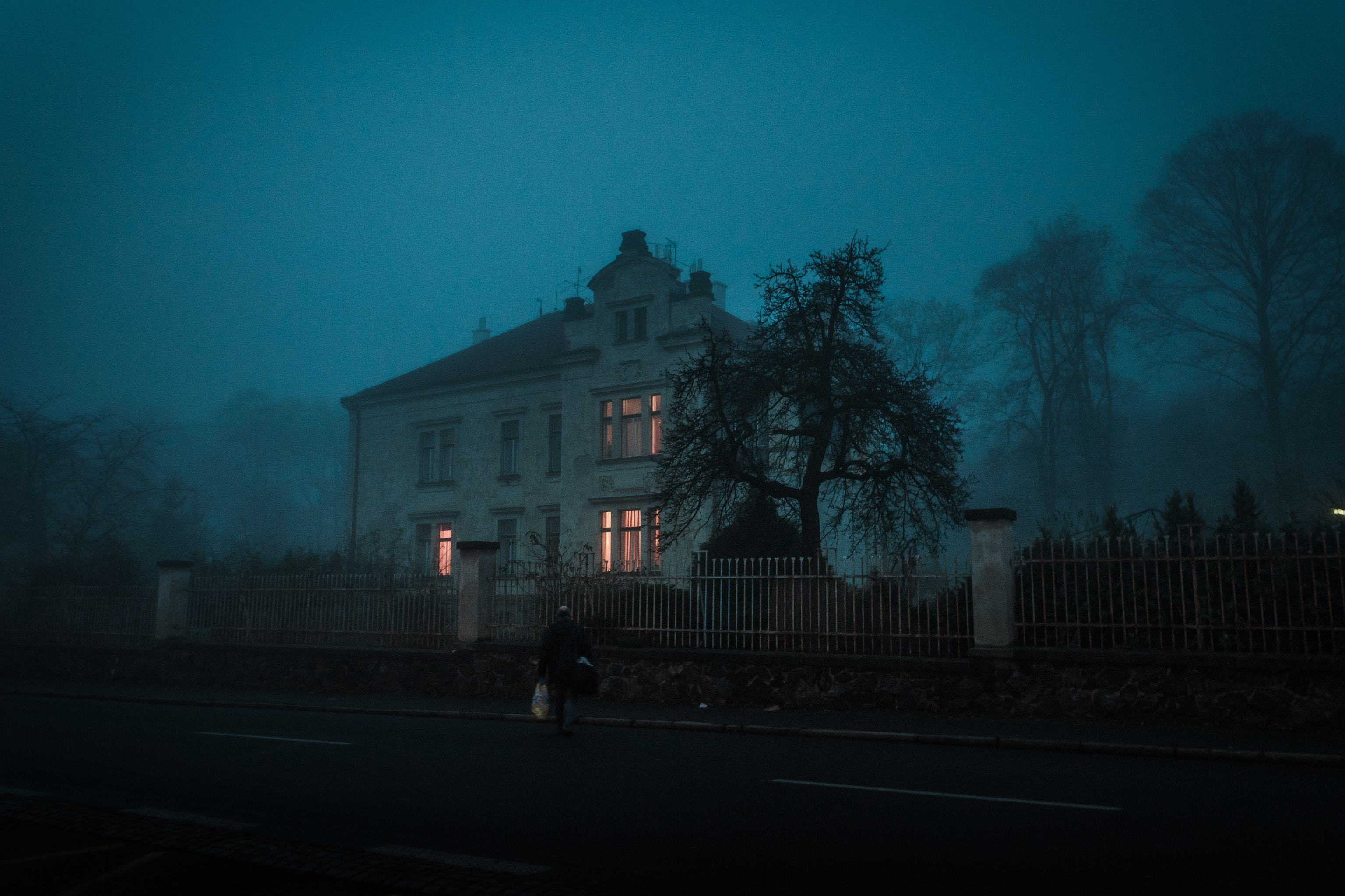 Haunted Houses, ghosts and witches - Wall Street English