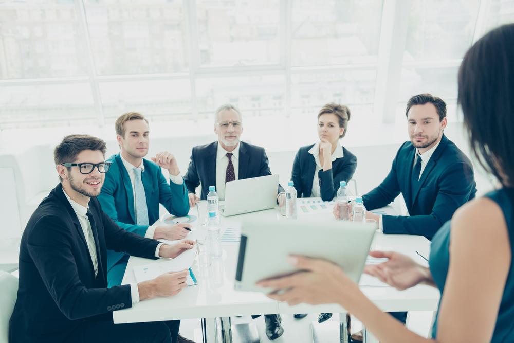 Presentare un nuovo prodotto ai tuoi clienti in inglese - Wall Street English