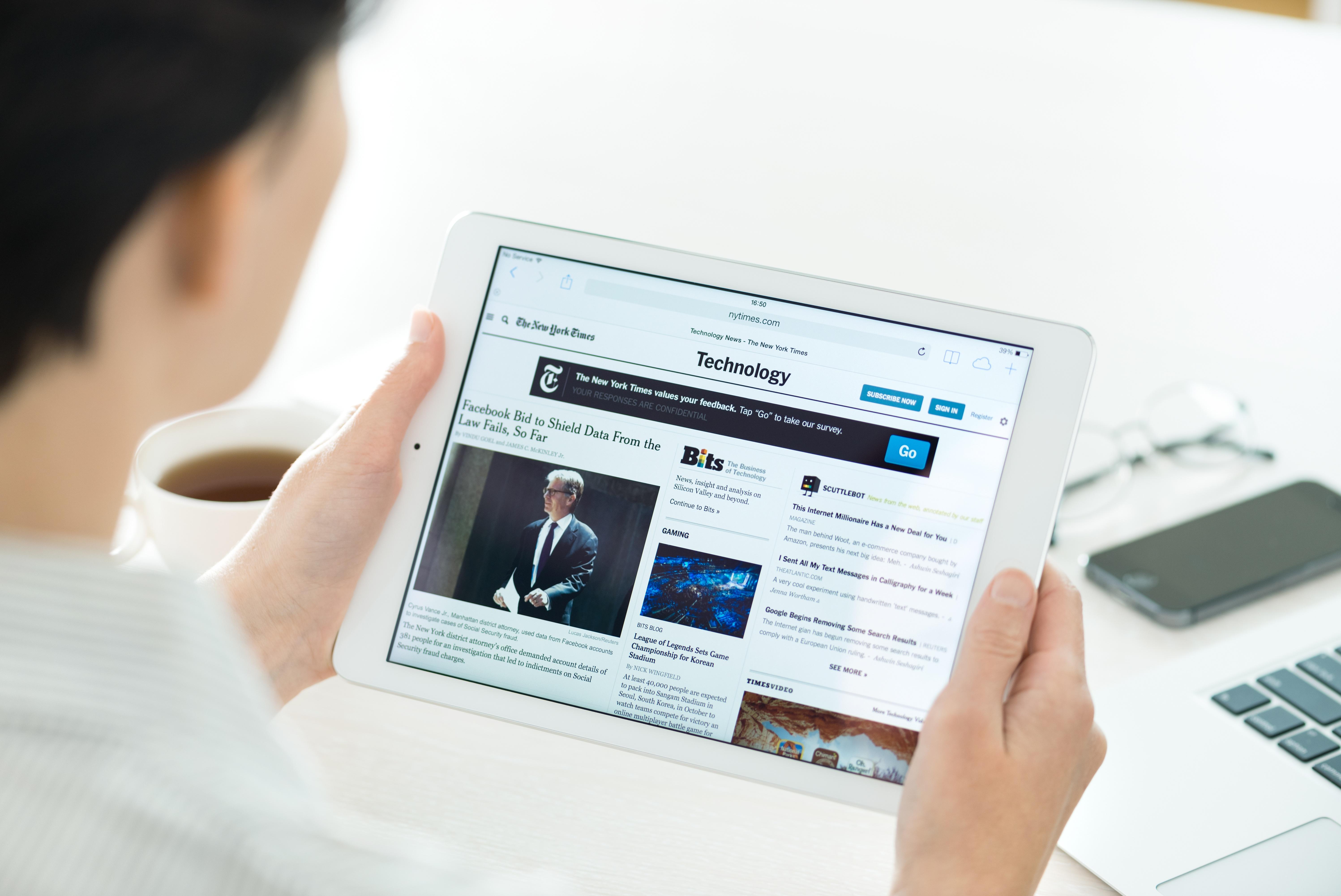 Cosa leggere online per migliorare la padronanza dell'inglese? - Wall Street English