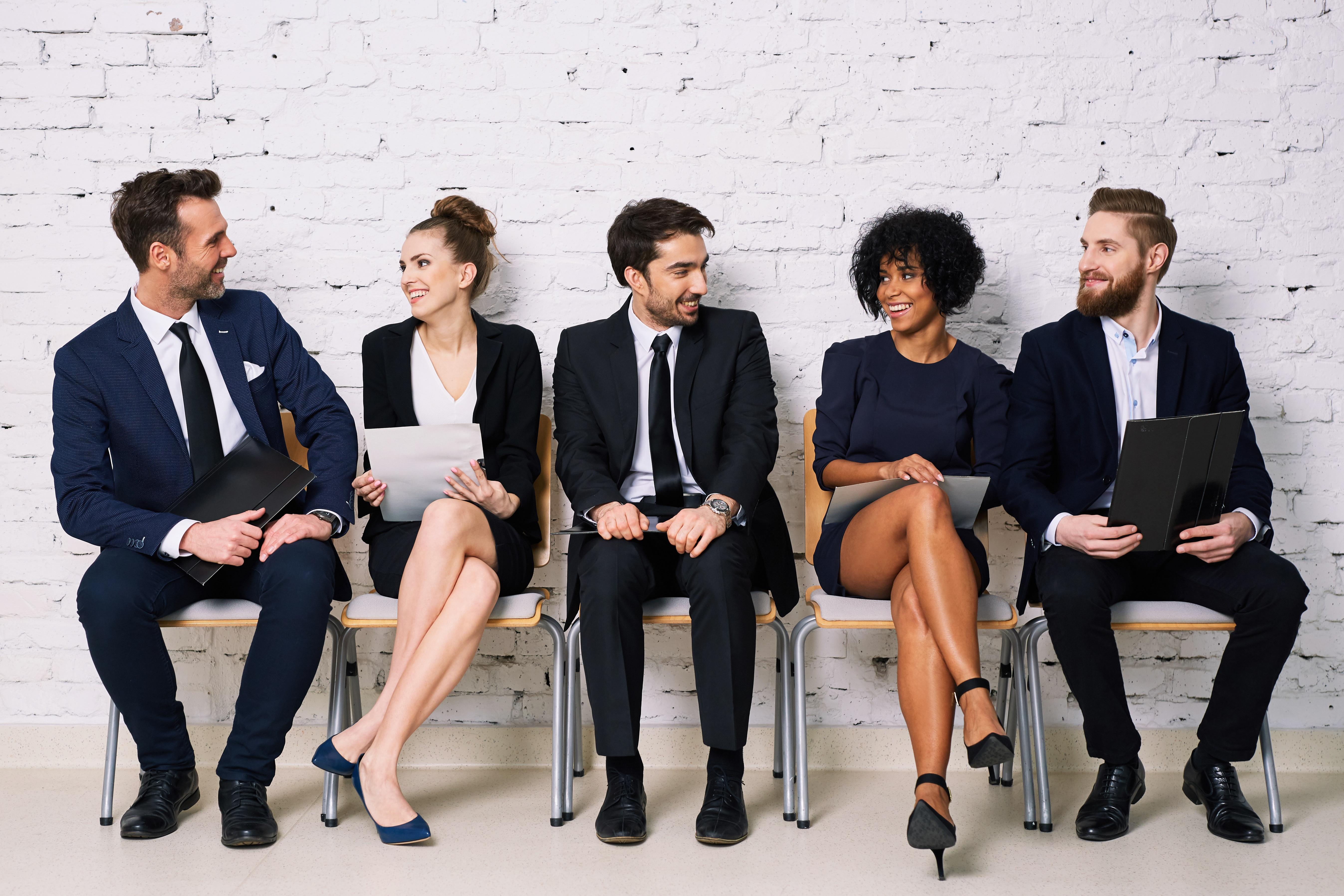 Condurre un colloquio di gruppo in inglese - Wall Street English
