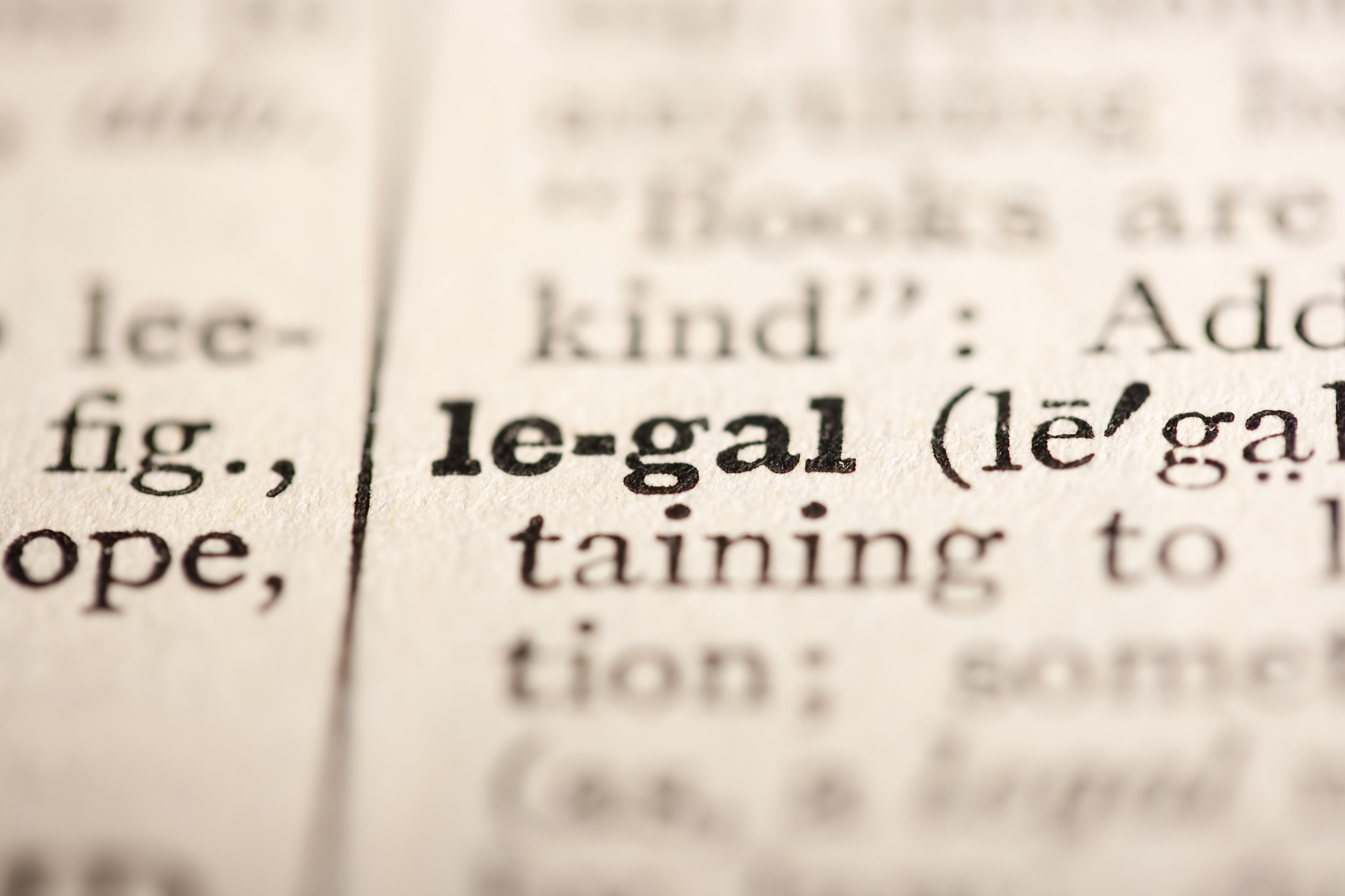 Inglese giuridico: vocabolario di base che ogni avvocato dovrebbe conoscere - Wall Street English
