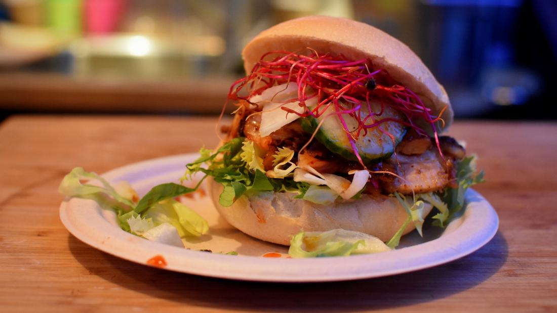 Hamburger Month: sgarrare con un hamburger? A maggio si può!